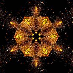 Golden Explosion