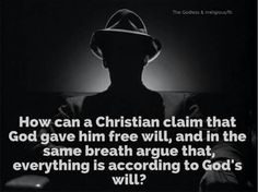 Christians are incapable of logical thinking...because if they could think logically they would not believe in such an illogical religion.
