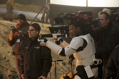 J.J. Abrams Told Us the Origin Story of Star Wars: The Force Awakens