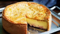 i'd like to make a basque cake sometime... it was referenced on an episode of 'the big c' and sounded pretty good (and it's french!)