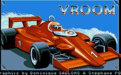 Jeux Atari ST -> Vroom
