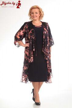 Платье женское 345-4