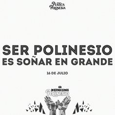 Polinesios, Polinesios,Polinesios!!!❤