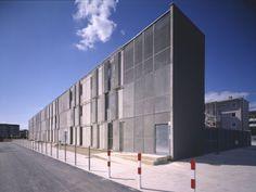 Housing Graz-Straßgang, Styria by Riegler Riewe Architekten