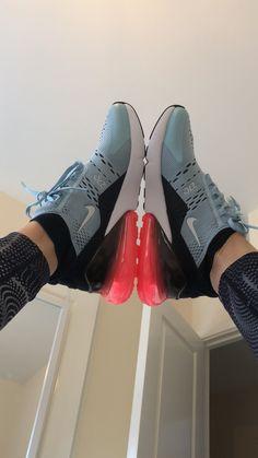 496c034dd86 Nike Air Max 270 – Ocean Bliss   Black   Hot Punch