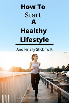 How To Start Living Healthier And Stick To It · 1. Do it for you. If you want to start living healthier, it's really important to understand that you should ... how to live a healthy lifestyle   how to start a healthy lifestyle   how to get healthy lifestyle Healthy Lifestyle Tips, Get Healthy, Healthy Living, Live, Healthy Life, Healthy Lifestyle