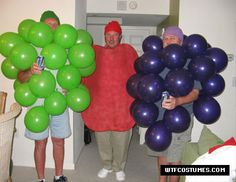 Cheap Fruit of the Loom Costume