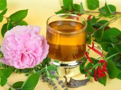 14 remedios caseros para la gastritis - 14. Mezcla de hierbas N° 2