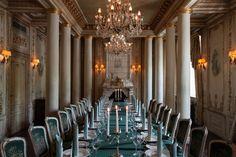 Fireplace hall #cafepushkin #pushkin #maisondellos