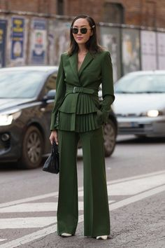 Milan Fashion Week: The Best Street Style Looks From The Show-Goers | InStyle.co.uk