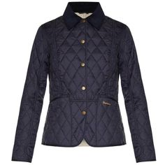 Barbour Women's Summer Liddesdale Quilted Jacket | Navy | Pearl | Allweathers