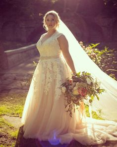 You can have sleeveless plus size wedding gowns like this custom created for you with any design preferences you have.  We are in the US and make custom wedding gowns for all sizes.  We can also make a #replicadress for a bride if the original dress she wants is too pricey for her budget.  Our version will have the same style & look but just for less in ther price range.  Find out how and get pricing on #plussizeweddingdresses when you email us directly. DariusCordell.com