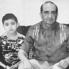 Zayed Bin Maktoum Bin Rashid Al Maktoum y su padre, Maktoum Bin Rashid Bin Saeed Al Maktoum. Vía: zayedbinmaktoum