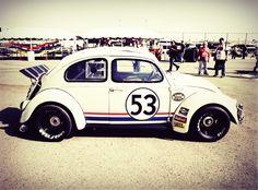 """VW """"Nascar""""Herbie."""