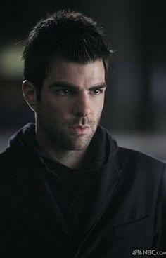 Sylar's amazing eyebrows