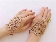 crochet fingerless gloves free pattern - Bing Images