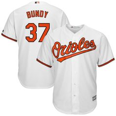d42d68614ad Dylan Bundy Baltimore Orioles Majestic Home Cool Base Replica Player Jersey  - White