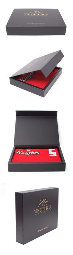 #모아패키지 #SK VIP GIFT BOX #패키지샘플 #박스 #package #design