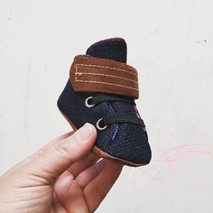 Little tiny denim with Flannel lining Barefoot, Perfect Fit, Flannel, Baby Shoes, Coin Purse, Kicks, Shoes Sneakers, Booty, Wallet
