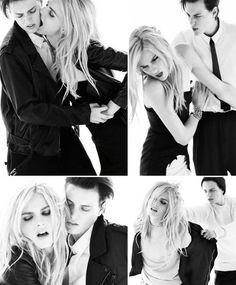 Yaaaassss ::: Andrej & Erika  #androgony
