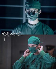 Doctor Stranger | Lee Jong Suk