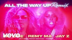 Fat Joe Remy Ma Jay Z all the way up Remix Fatjoe Remyma jayz hiphop hiphoprap verseoftheday Friday hiphop worldstar worldstarhiphop allthewayup Remix Rap Music, Music Songs, Music Videos, New Rap, Fat Joe, French Montana, Jay Z, Current Mood, Your Music