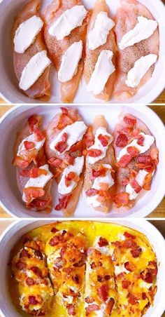 Chicken Recipes With Cream Cheese, Baked Chicken Recipes, Crockpot Recipes, Cooking Recipes, Recipe Chicken, Cream Cheese Recipes Dinner, Keto Chicken, Chicken Breast Cream Cheese, Chicken Bacon Ranch