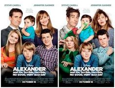 alexander and the terrible horrible movie - Google Search