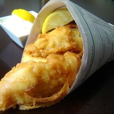 Try Seafood - Long John Silver's Battered Fish - Clone! You'll just need 3 cups soybean oil, 2 pounds fresh cod fillets, 1 cups self-rising flour, 1 cup. Fish Recipes, Seafood Recipes, Gourmet Recipes, Cooking Recipes, Donut Recipes, Dessert Recipes, Long John Silvers Batter, Beignets, Recipes