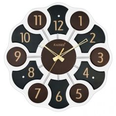 Wall Decors Makes A Beautiful Home Wallclockonline Clocksonline Clocks Online Designerclocks