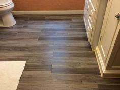 5 In X 36 In Grey Maple Resilient Vinyl Plank Flooring