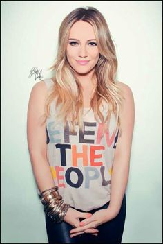 Hilary Duff ♡ Watch the new series YOUNGER coming to TV Land March 31 10/9C! From the creator of Sex and The City, 'Younger' stars Sutton Foster, Hilary Duff, Debi Mazar, Miriam Shor and Nico Tortorella. Catch a sneak peek at http://www.tvland.com/shows/younger.