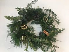 CHRISTMAS WREATHS FOR SALE IN BARLOW & FIELDS