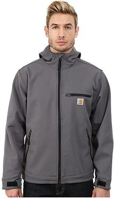 Carhartt Crowley Men's Hooded Jacket $34 At 6pm: 6pm has the Carhartt Crowley Men's Hooded Soft Shell Jacket (charcoal)… #coupons #discounts