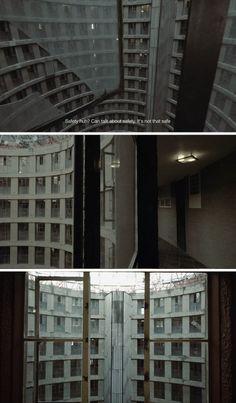 Ponte City Apartments - Johannesburg