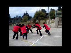 Juegos Educación Fisica - Pillar y Proteger - YouTube