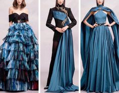 """sartorialadventure: """"evermore-fashion: """"""""Hussein Bazaza """"Amal"""" Fall 2019 Haute Couture Collection"""" """" I'm going to rule the galaxy in """" Dress Outfits, Fashion Dresses, Foto Portrait, Fantasy Dress, Couture Collection, Costume Design, Pretty Dresses, Beautiful Outfits, Designer Dresses"""