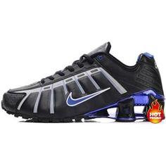 the best attitude 9b341 f99f3 Mens Nike Shox NZ 3 OLeven Black Blue Nike Shox Nz, Mens Nike Shox,