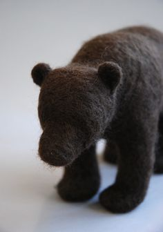 TIERKUNDE HAND FELTED ANIMALS - Caste