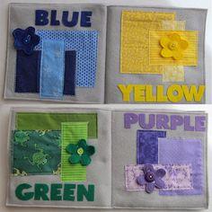 Turnbow famiglia: colori del tessuto Tranquillo Libro