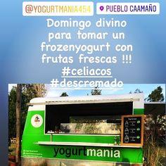 Yogurtmania (@yogurtmania454) • Instagram photos and videos Fresco, Frozen Yogurt, Trucks, Photo And Video, Videos, Photos, Instagram, Fresh Fruit, Fresh