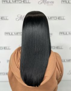 Pretty Hairstyles, Straight Hairstyles, Long Silky Hair, Pretty Hair Color, Paul Mitchell, Keratin, Beauty Women, Salons, Curly Hair Styles