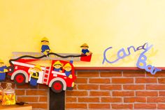 Candy Bar - Hinweis