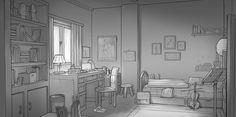 concept interior drawing zhu feng designs environment bg students fzd bloglovin camera