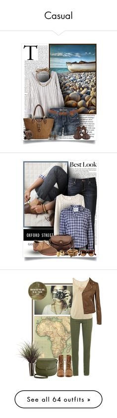 """""""Casual"""" by aprilslilly ❤ liked on Polyvore featuring Rachel Comey, Wallflower, Frye, Olivia + Joy, Jenny Bird, Mathilde Danglade, Paige Denim, Band of Outsiders, Frank & Eileen and Jérôme Dreyfuss"""
