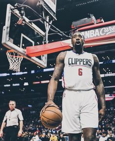 DeAndre Jordan. Clippers last chance with this unit.