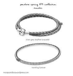 pandora spring 2015 bracelets