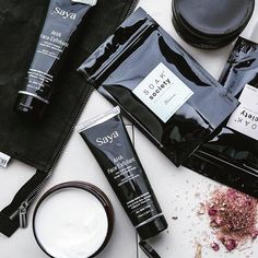 "52 Likes, 5 Comments - SAYA SKINCARE (@sayaskincare) on Instagram: ""It's 'naturally' a beautiful mess when Skincare brands combine✨#SayaSkincre with @soaksociety…"""