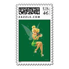 *TINKER BELL POSE ~ 25 cent U.S. Postage Stamp