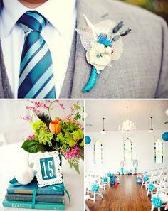 Sarah + Jaime's Fun Modern Wedding | Real Wedding | Green Wedding Shoes Wedding Blog | Wedding Trends for Stylish + Creative Brides